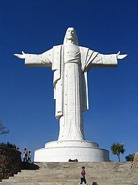 Cristo de la Concordia in Cochabamba.