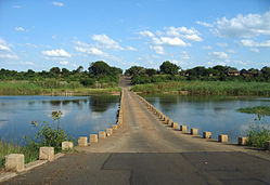Crocodile Bridge, Kruger National Park.