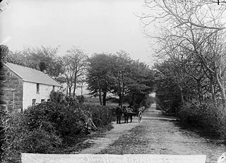 Croesffordd Maughan, Y Ffor (Caern) (1896)