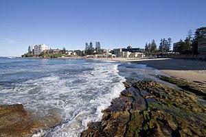 Cronulla, New South Wales - South Cronulla Beach
