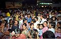 Crowd - Dinosaurs Alive Exhibition - Science City - Calcutta 1995-June-July 533.JPG
