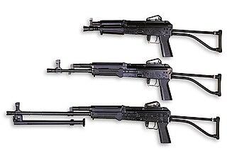 ČZ 2000 Assault rifleCarbineLight machine gun
