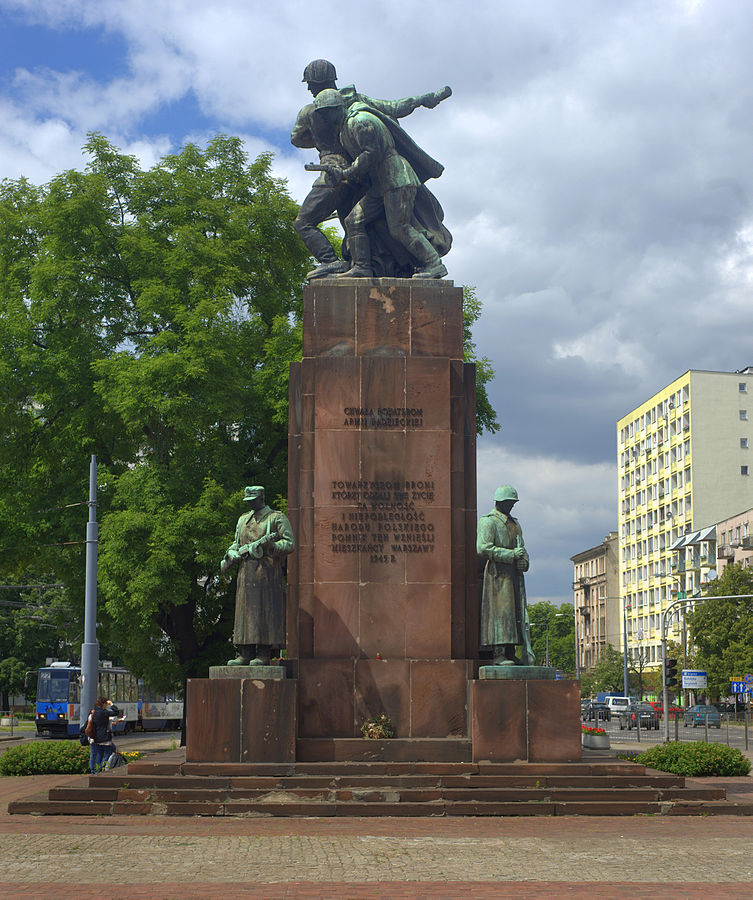 Monument to Brotherhood in Arms
