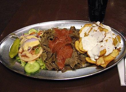 Doner Kebab Wikiwand