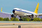 D-ABUM Condor (Thomas Cook) 2012 Boeing 767-31B-ER (cn 25170-542) (15486075059).jpg