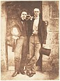 D.O. Hill and W.B. Johnstone MET DP142360.jpg