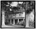 D. B. Alexander House, 532 Calhoun Street, Greenwood, Greenwood County, SC HABS SC-667-6.tif