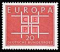 DBP 1963 407 Europa 20Pf.jpg