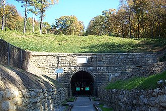 Tunnel Hill, Georgia - Image: DCP 0909Wand A