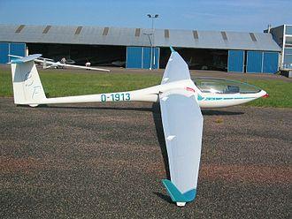 Glaser-Dirks DG-600 - Image: DG 600