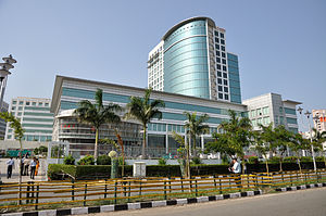 New Town, Kolkata - DLF IT Park, New Town