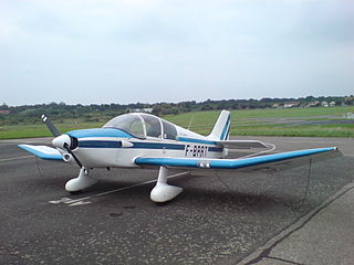 Robin DR.200 general aviation utility aircraft family