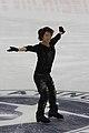 Daisuke Murakami (figure skater) at 2009 NHK Trophy.jpg