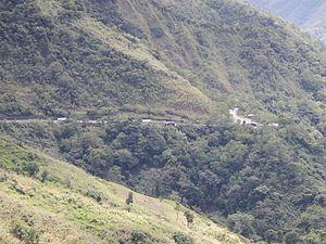 Caraballo Mountains - Image: Dalton Passjf 6256 35