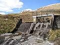 Dam, Allt an Lòin - geograph.org.uk - 777357.jpg