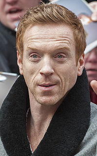 Damian Lewis British actor and producer