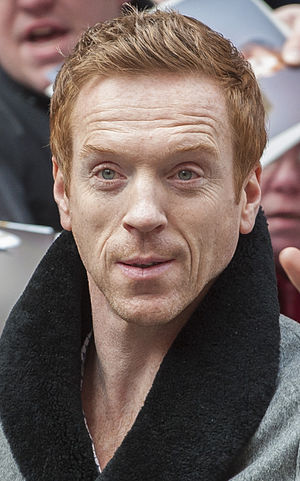 64th Primetime Emmy Awards - Damian Lewis, Outstanding Lead Actor in a Drama Series winner