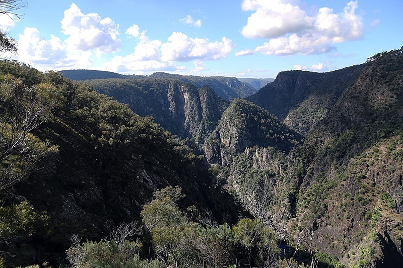 File:Dangars Gorge Northern Tablelands NSW - Oxley Wild Rivers NP.jpg