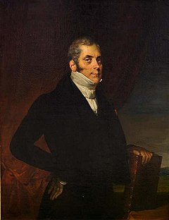 Portrait of Daniel Auber, 1827, by Hortense Haudebourt-Lescot (Source: Wikimedia)