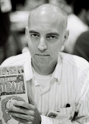 Daniel Clowes - Clowes at the 2006 San Diego Comic-Con Convention