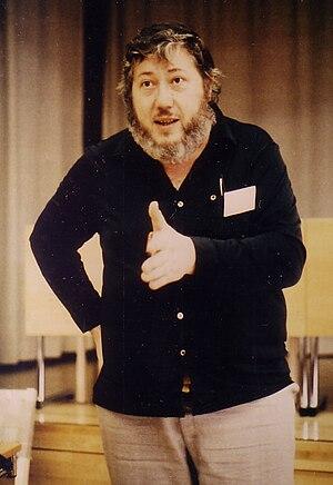 Daniel Charles - Daniel Charles in 1992.
