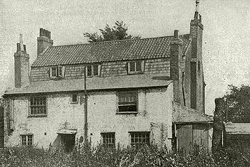 Daniel Defoe former house England