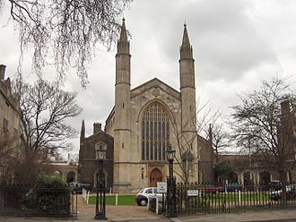 Nordic churches in London - Danish Church (St. Katharine's)