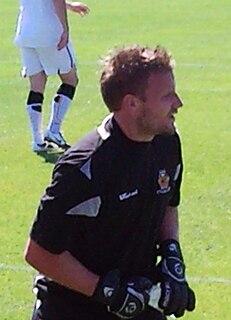 Danny Potter English footballer