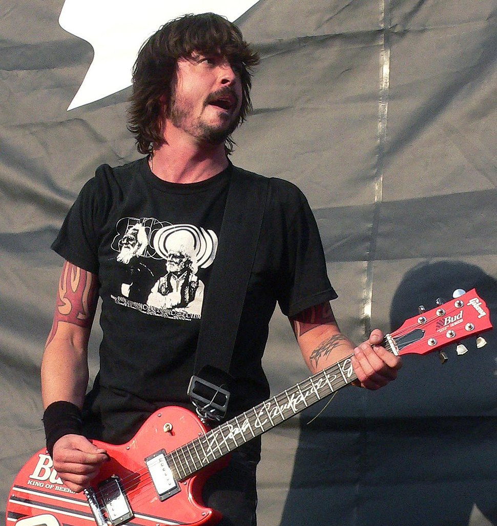 Dave grohl modified