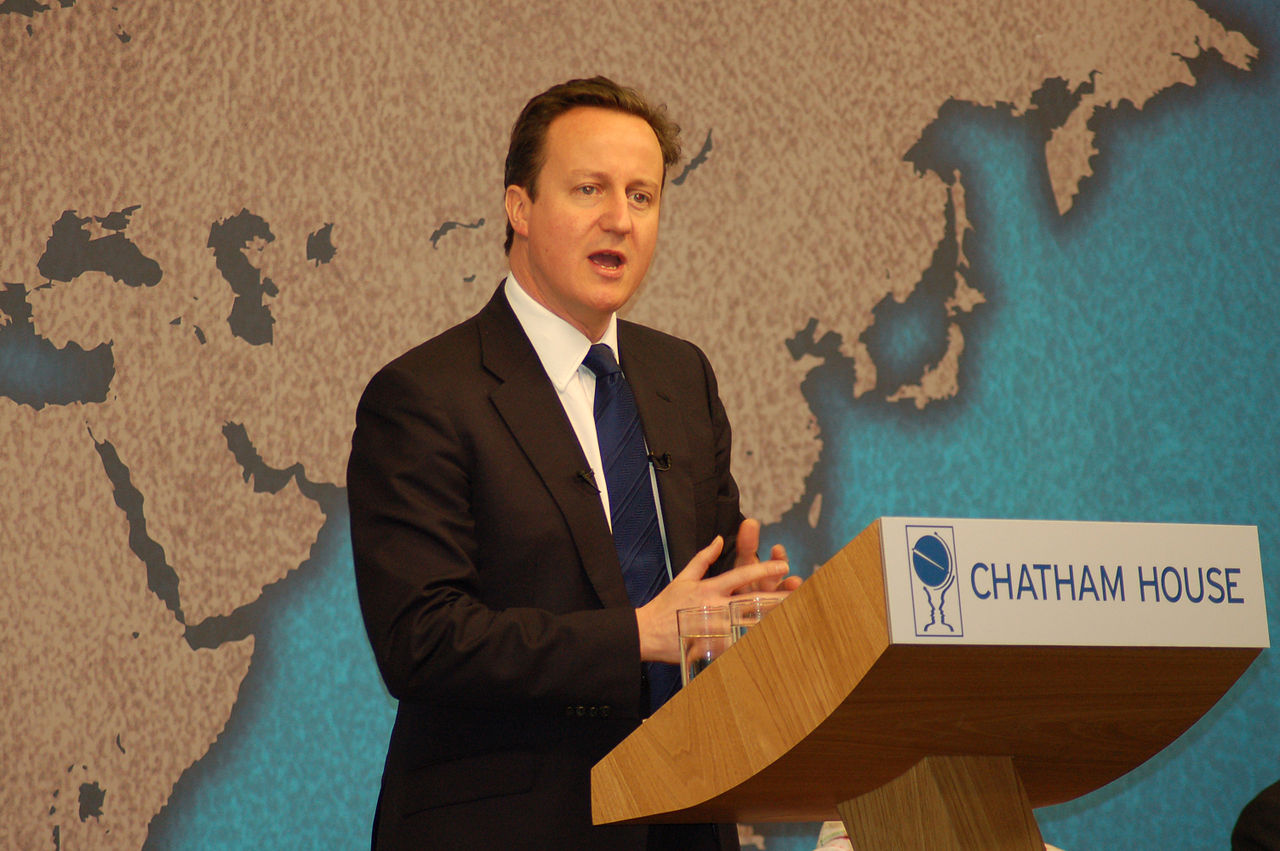 dosyadavid cameron leader of the conservative party