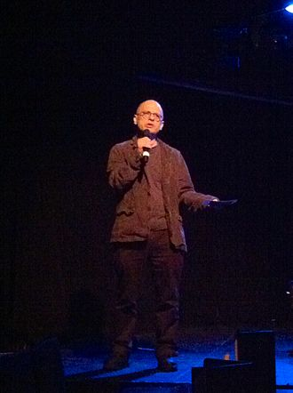 David Lang (composer) - David Lang at (Le) Poisson Rouge