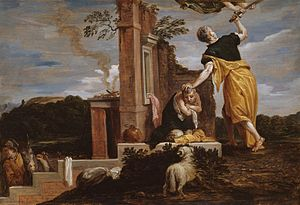 Abraham's Sacrifice of Isaac