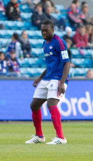 Dawda Leigh Norwegian footballer