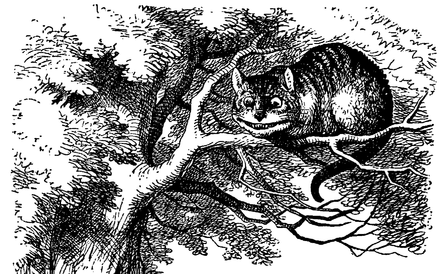 The Cheshire Cat De Alice's Abenteuer im Wunderland Carroll pic 23 edited 1 of 2.png