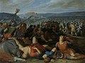 De Bataven verslaan de Romeinen bij de Rijn Rijksmuseum SK-A-424.jpeg