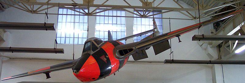 File:De Havilland DH-100 Vampire Swiss Target Tug.jpg