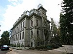 Deady Hall at Oregon