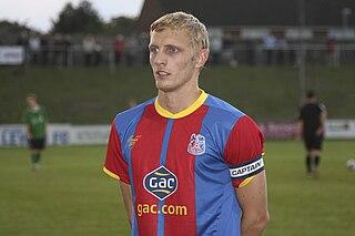 Dean Moxey English footballer