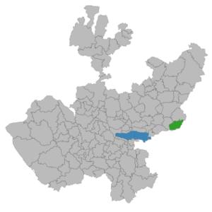 Degollado - Image: Degollado (municipio de Jalisco)