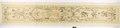 Dekorritning, Hallwylska palatset - Hallwylska museet - 102167.tif