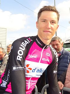 Jérémy Cabot French bicycle racer
