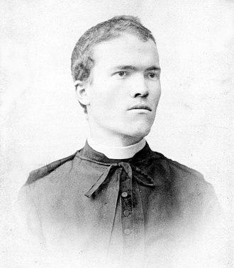 Dennis Joseph Dougherty - Image: Dennis Cardinal Dougherty young