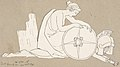 Design for large fireplace white tiles produced in Wedgwood's factory MET DP804213.jpg