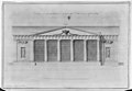 Design of a Greenhouse for the Right Honorable Earl of Coventry, Croome Court, Worcestershire (Elevation) MET MM30857.jpg