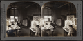 Designing room for cloth to be woven on Jacquard looms. Silk industry, South Manchester, Conn., U.S.A, by Keystone View Company.png