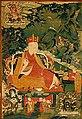 Detail, Tibetan 19th century Thangka of the 5th Tai Situ (cropped).jpg