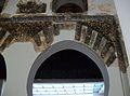 Detall dels arcs del palau de Pinohermoso al museu de l'Almodí de Xàtiva.JPG