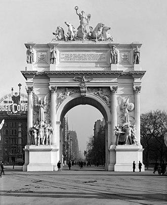 Dewey Arch - Image: Dewey Arch, New York
