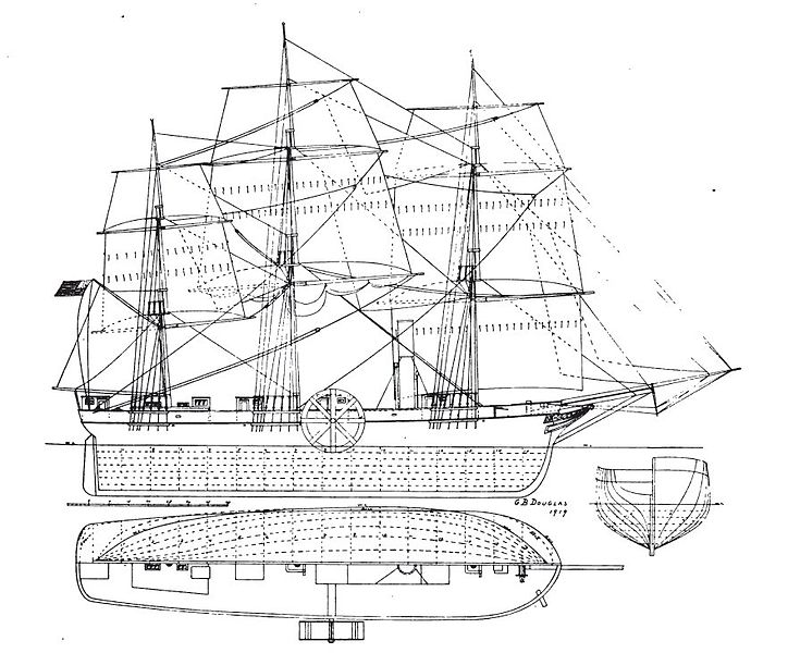 file diagram of ss savannah jpg wikipedia USS New Jersey USS New York LPD-21