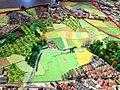 Die Siedlung im Modell von Frankfurt am Main im Historischen Museum Frankfurt.jpg